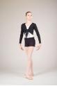 Short Ballet Rosa Nour noir