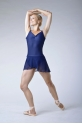 Alegro Wear Moi navy short skirt