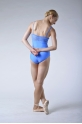 Wear Moi Espoir french blue leotard