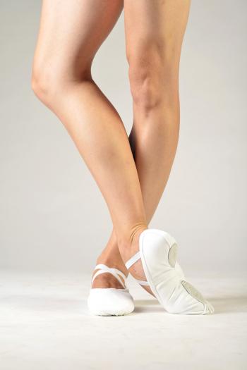 Demi-pointes Sansha Pro 1C white