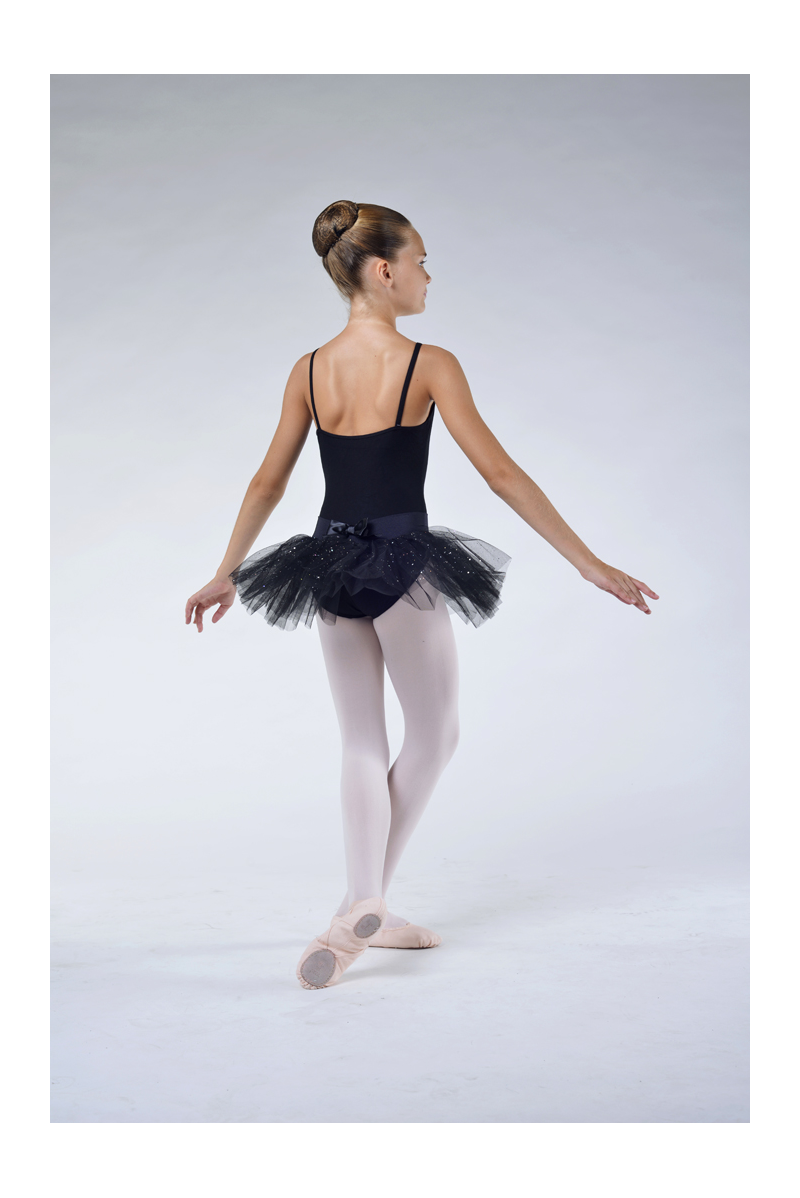 Tutu noir Capezio Mademoiselle Danse