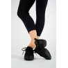 Sansha Tutto Nero black sneakers