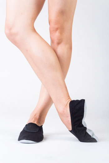 Repetto black gymnic shoes
