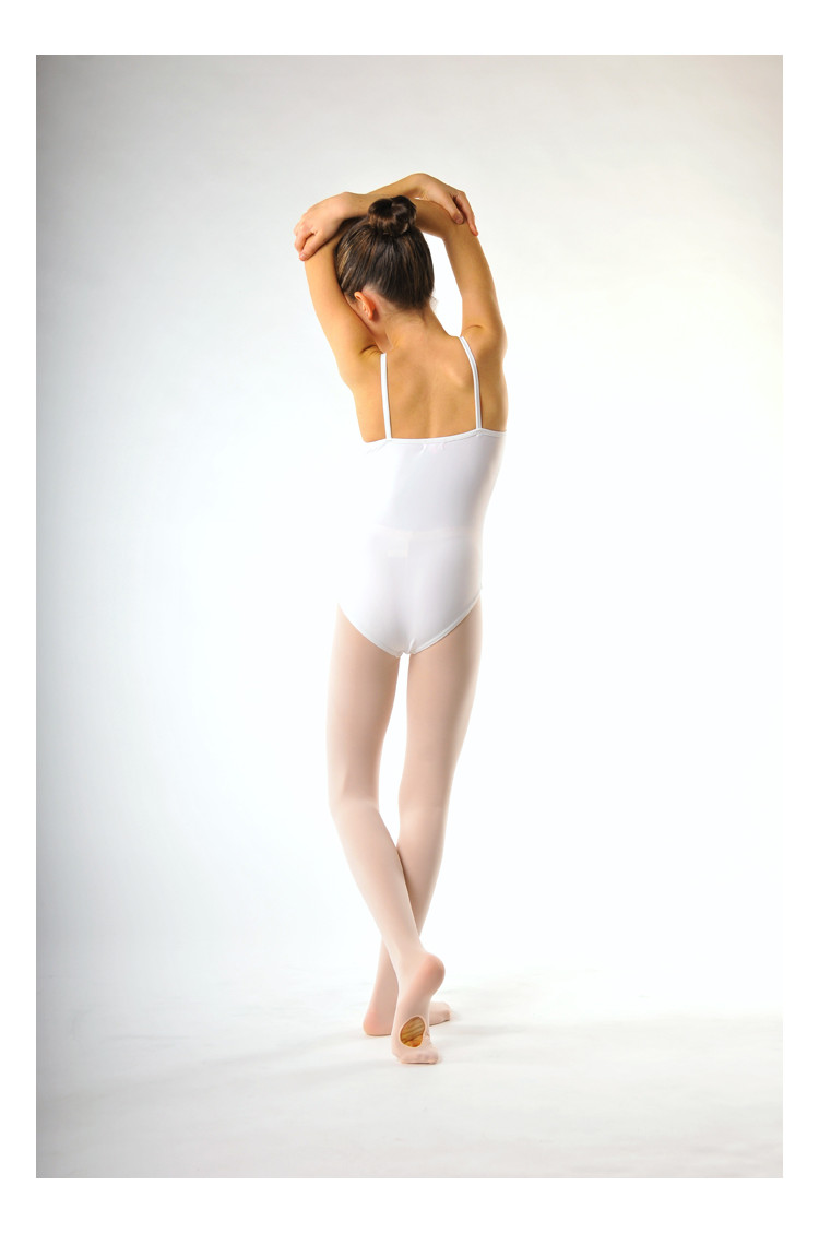 Capezio convertible tights for girls