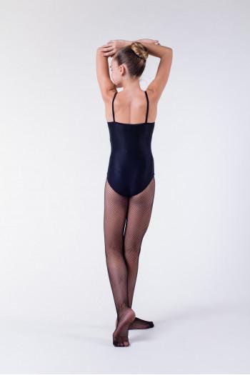 Collant danse capezio resilles noir