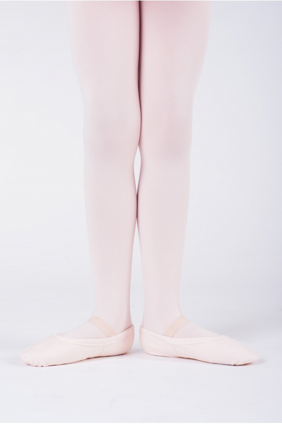 Sansha pink canvas soft ballet shoes Tutu Split