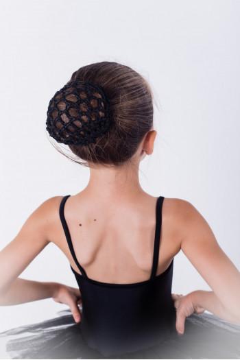 Sansha black ballet bun holder