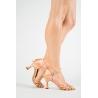 Sansha chaussures de danse alaia noir