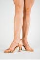 Chaussures de danse Juanita flesh