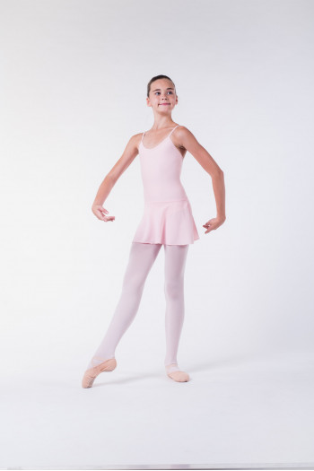Sansha Aida pink tunic