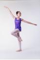 Tee-shirt Sansha violet