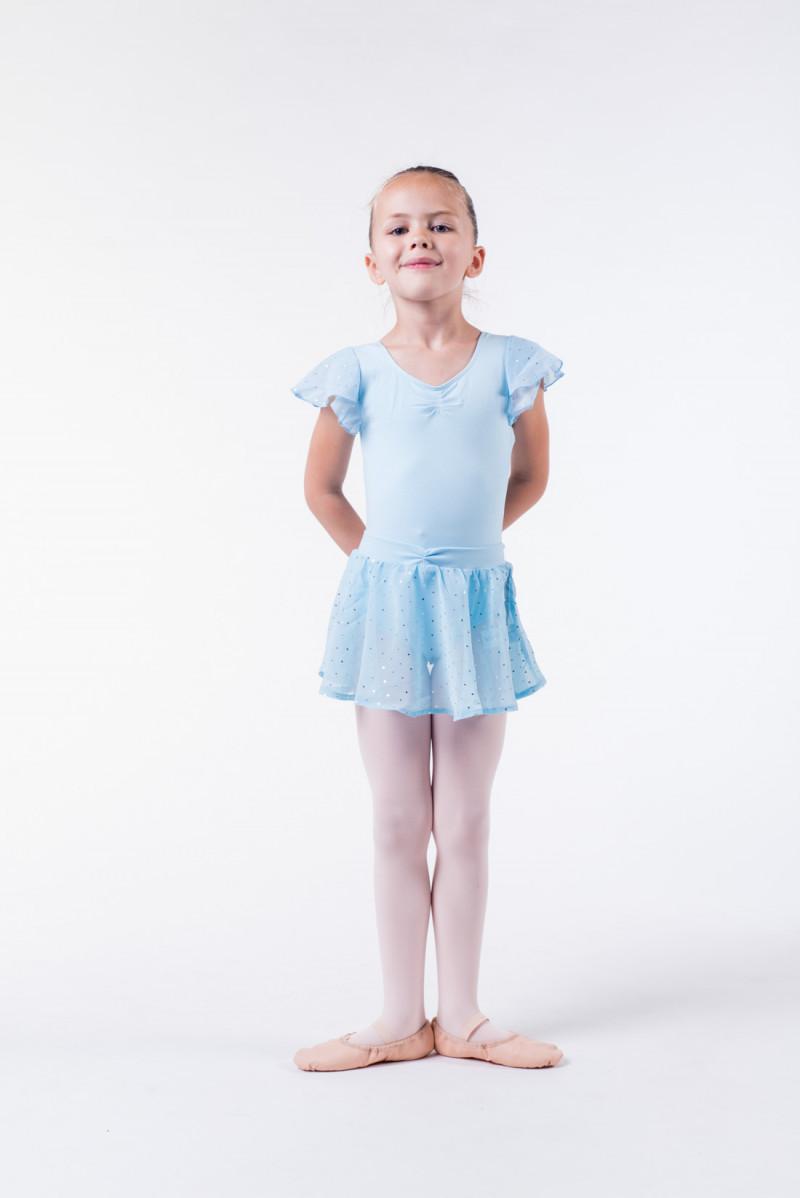 Bloch Olesia pastel blue skirt