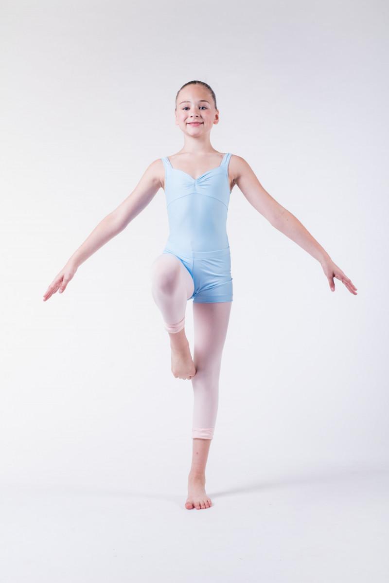 Short danse wear moi enfant bleu