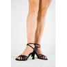 Chaussures de danse Alaia black
