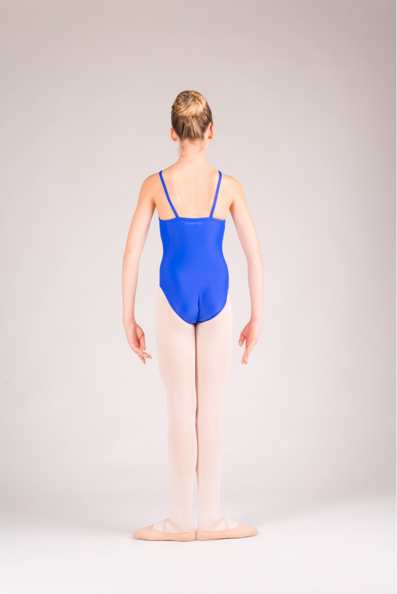 Justaucorps Ballet Rosa Katherine niagara ciel marine