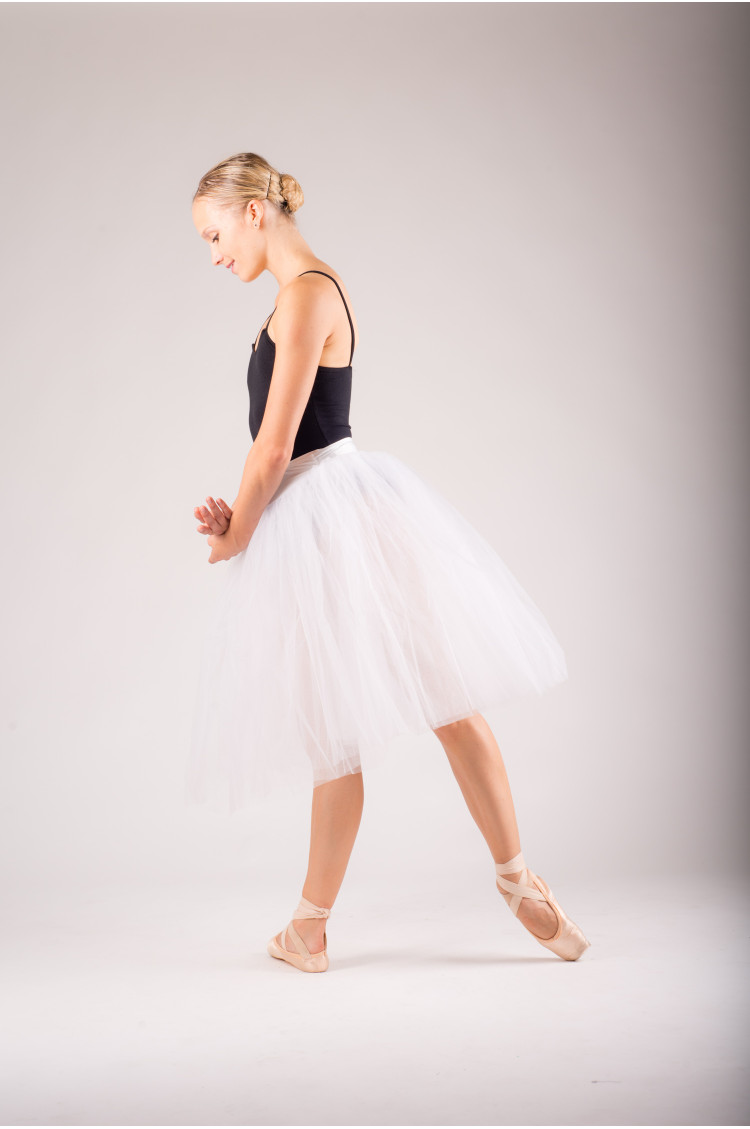 MDA white tutu for women