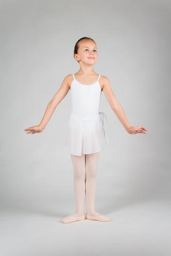 Jupe danse repetto fille blanc