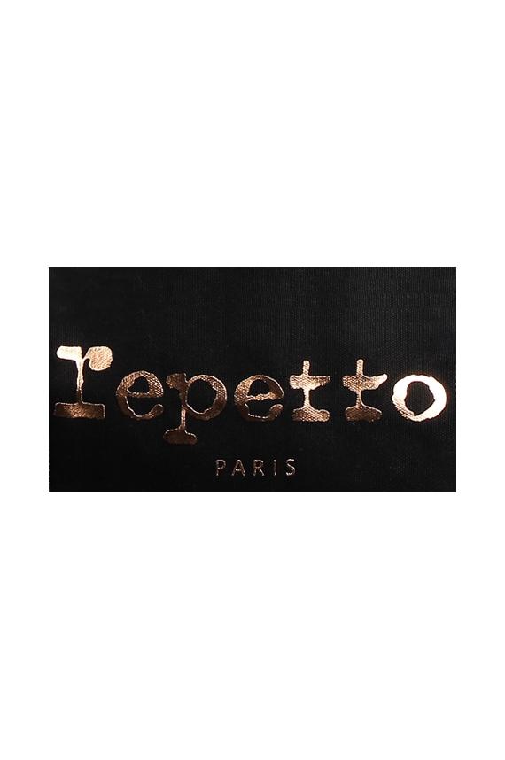 Repetto Sac Polochon B0233 Noir Danse Grand Mademoiselle IWEH2D9