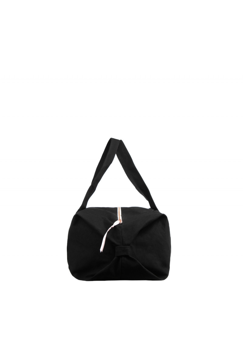 Repetto 'Big glide' black duffle bag
