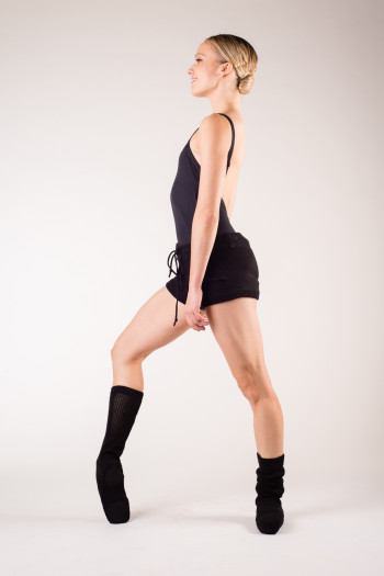 Bloch black socks W6730