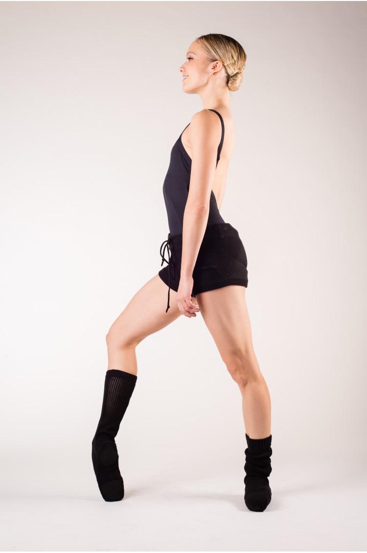 Bloch black socks W6730