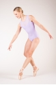 Wear Moi Majesté Lilac leotard
