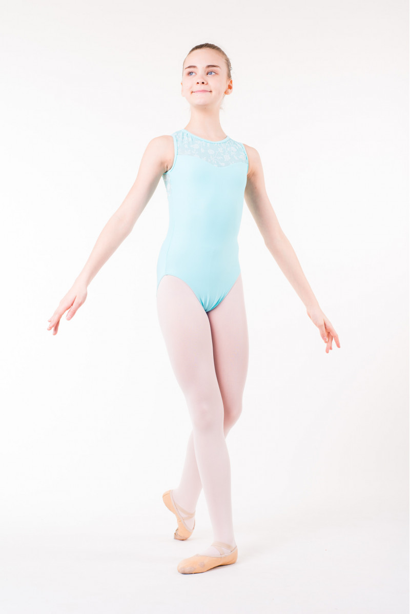Wear Moi Majesté pacific leotard