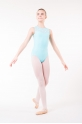Wear Moi Majesté pacific Mint leotard