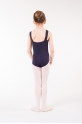 Capezio TC0001C Tactel black leotard