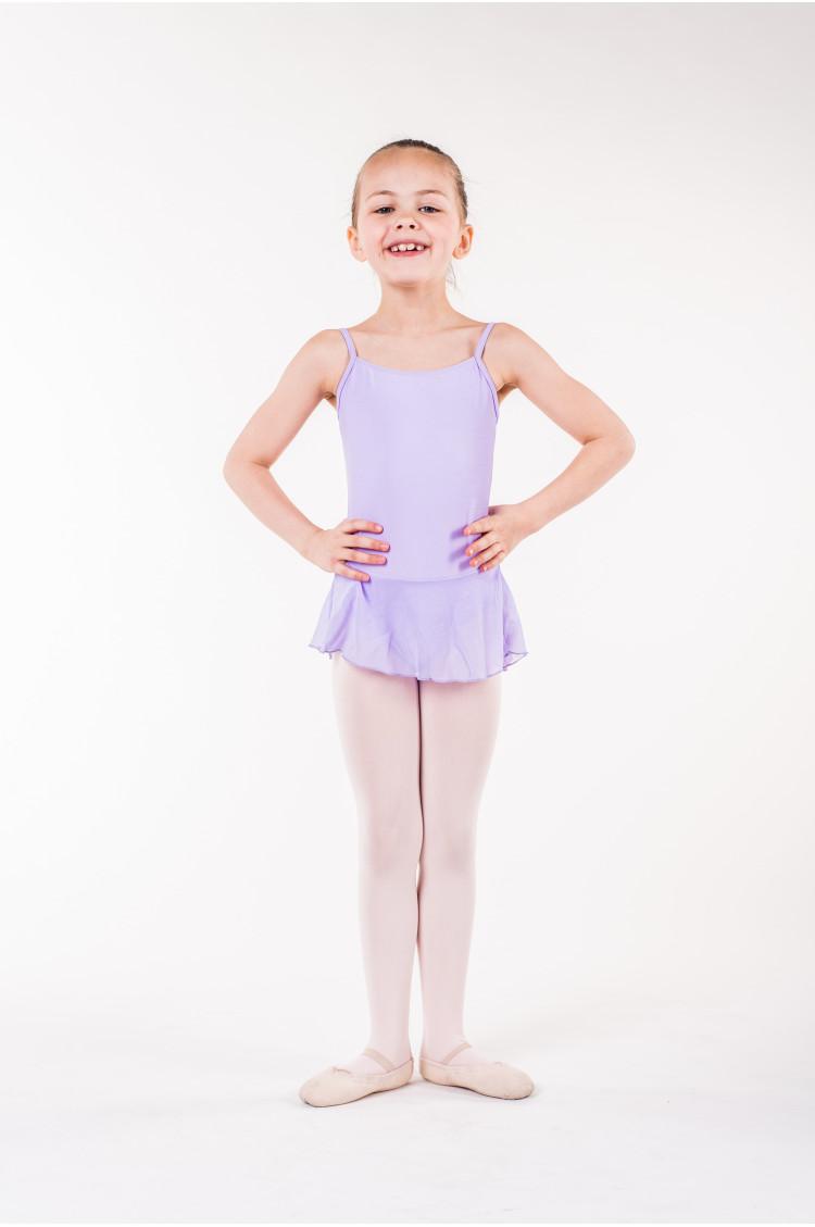 Tunique danse wear moi fille lilas