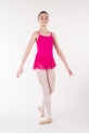 Wear Moi Colombine fushia tunic for child