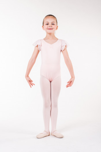 Bloch Scarlett light pink Leotard