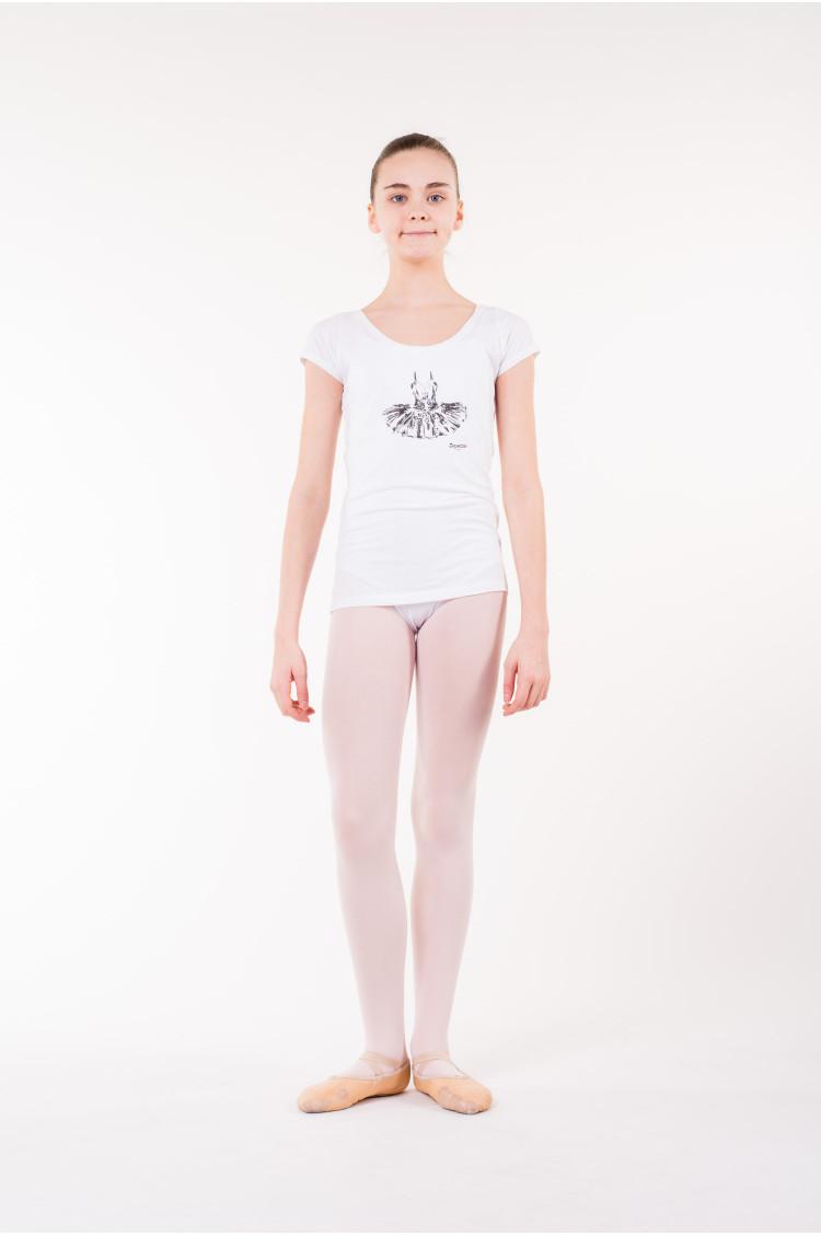 Repetto white tutu tee-shirt