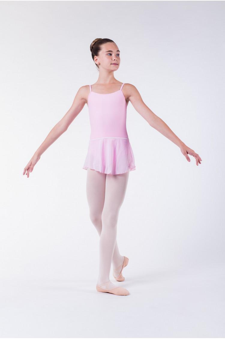 Jupette danse classique wear moi rose clair