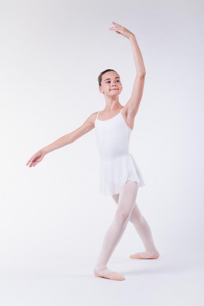 Wear Moi Daphne child white skirt