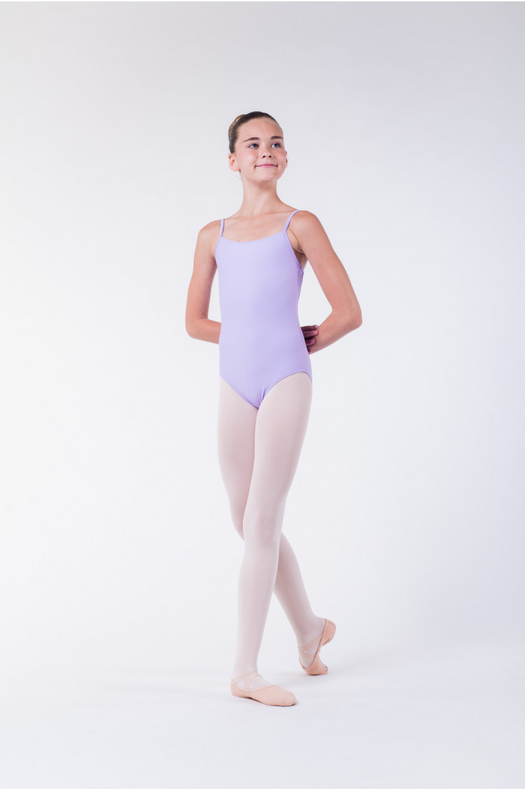 Justaucorps danse fille wear moi lilas