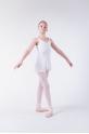 Jupette danse classique wear moi blanc