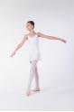 Sansha Aida white tunic