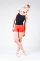 Wear Moi Gipsy tangerine shorts