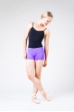 Wear Moi Gipsy grape shorts