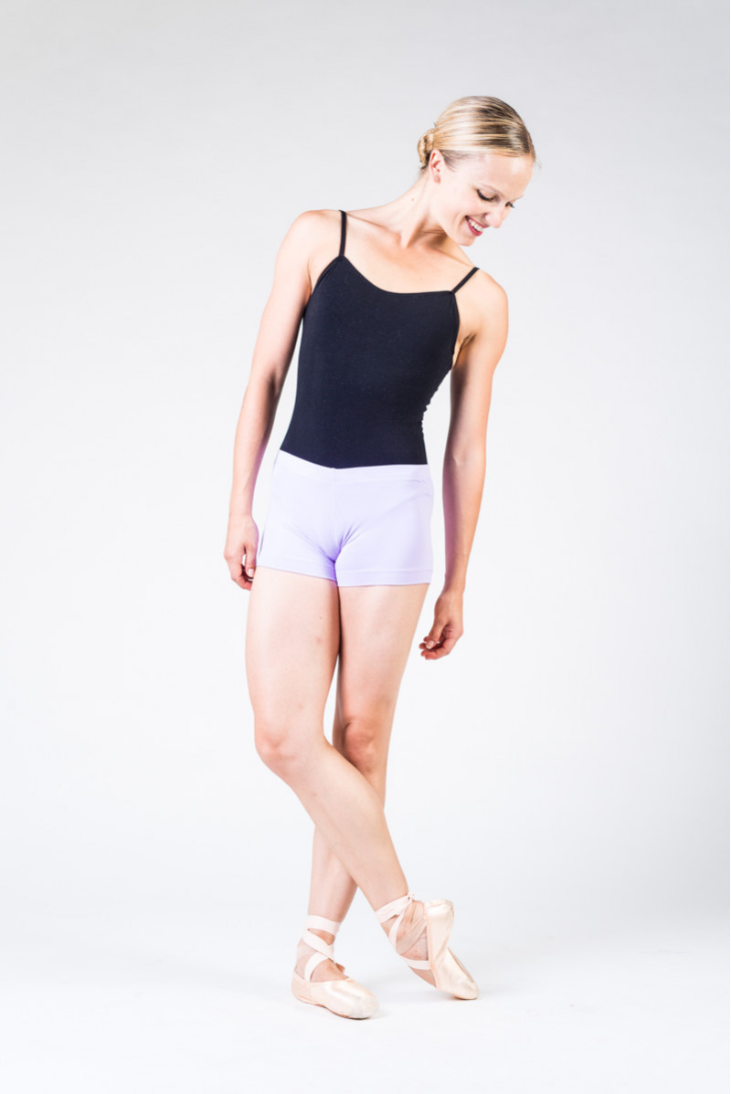 Wear Moi Gipsy lilac shorts