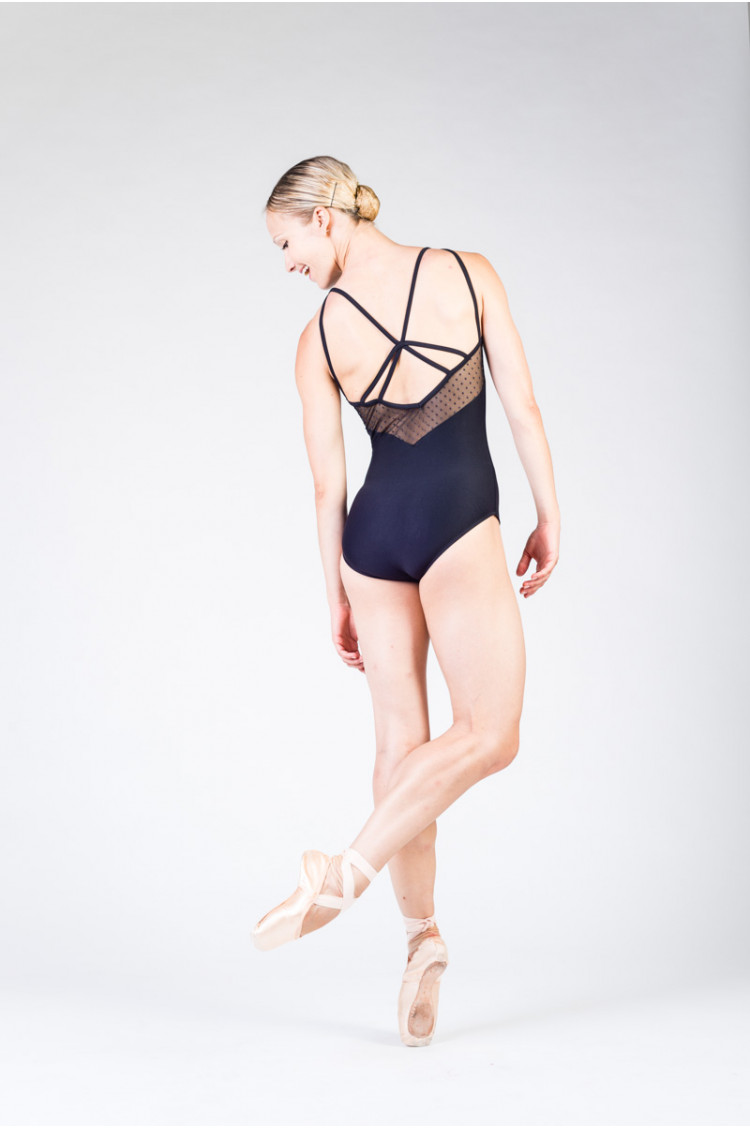 Wear Moi Merveille black leotard