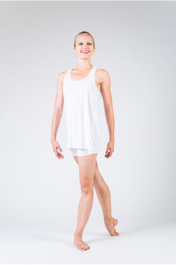 Capezio IM281 white T-shirt