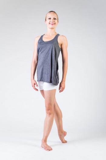 Capezio IM281 grey T-shirt