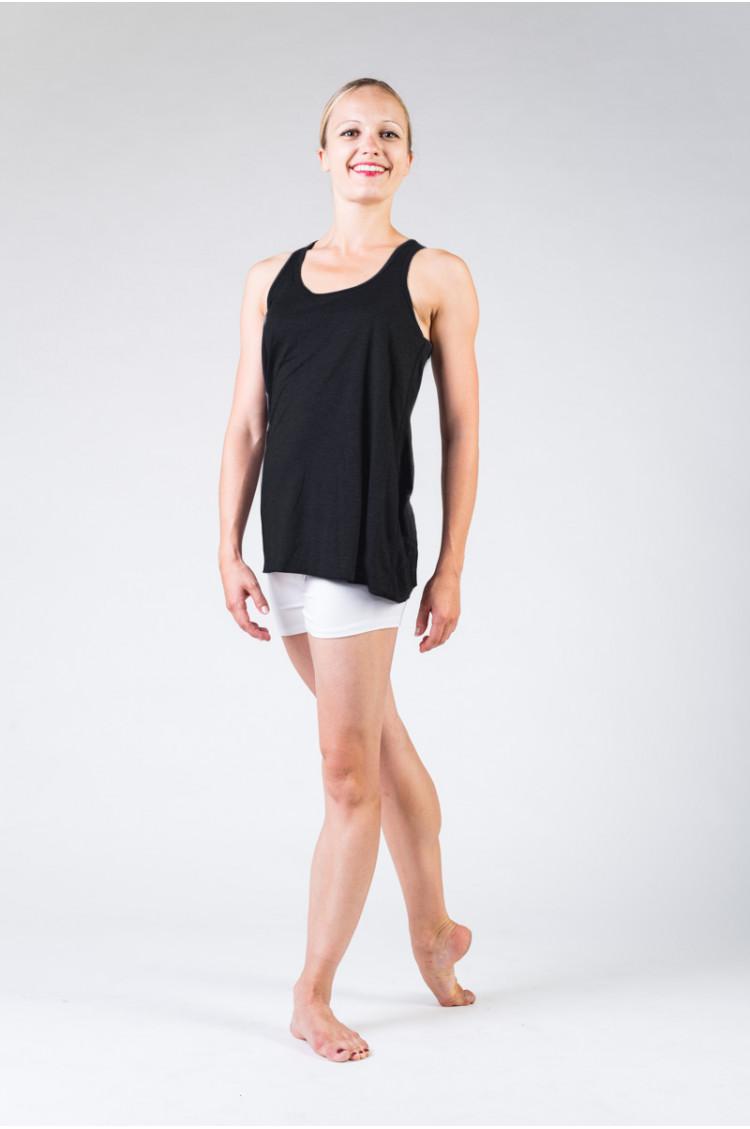 Capezio IM281 black T-shirt