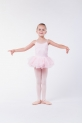 Tutu enfant bloch rose