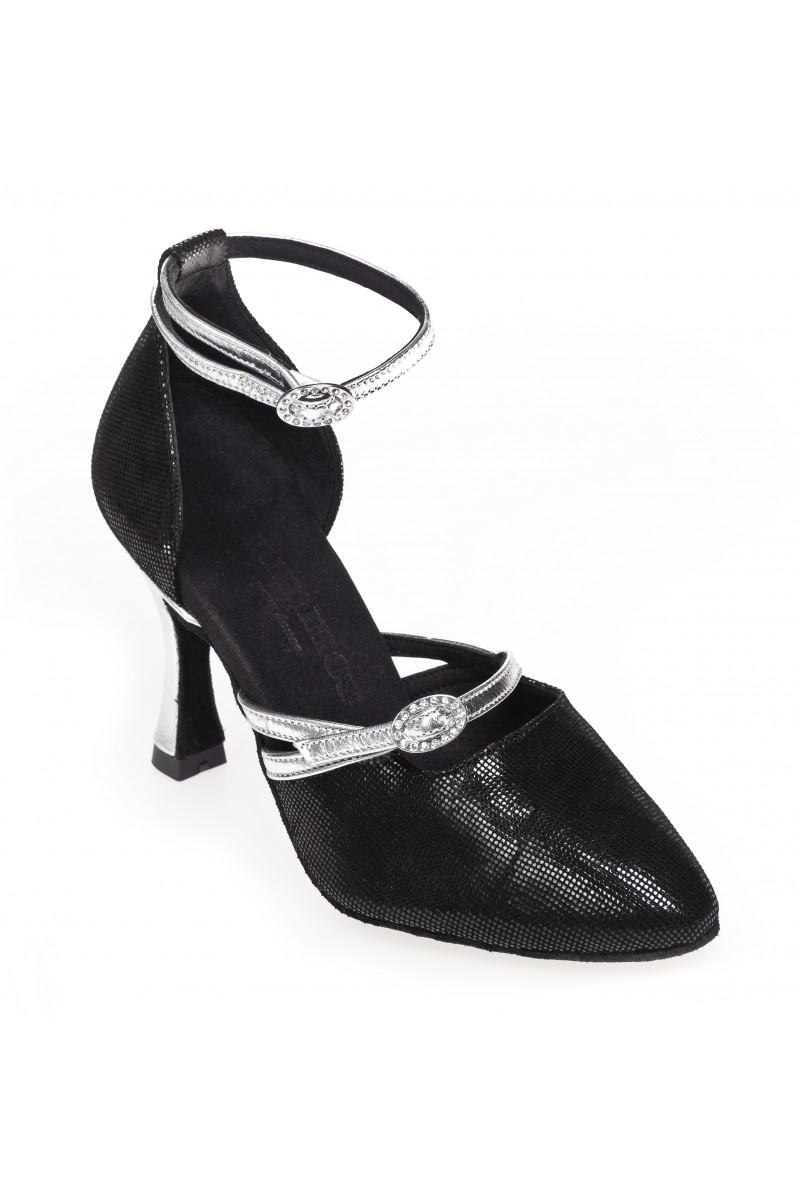 Chaussures de danse Rummos R375 noir/argent 60R 37
