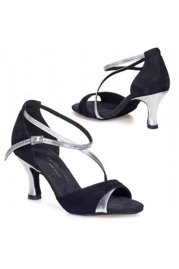 Chaussures de danse Rummos R304 noir/argent 80E pointure 35,5