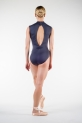 Ballet Rosa Angeles grey leotard