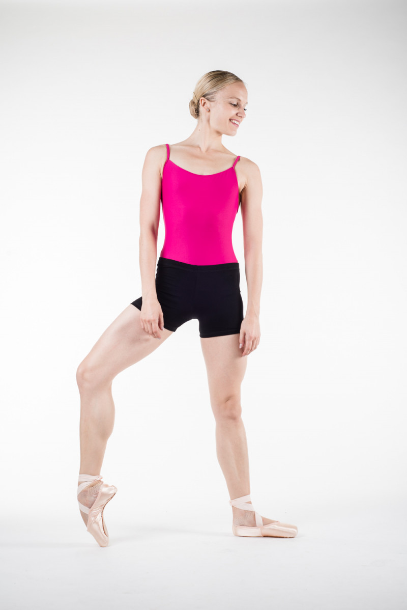 Temps Danse Visu black women shorts